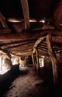 Interior de majada