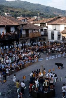 La plaza de Valverde