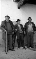 Goro, Antonio y Manuel; Villanueva de la Vera.