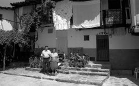 Román y María; Valverde.