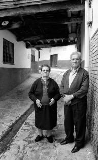 Hortensia y Vitoriano; Valverde.