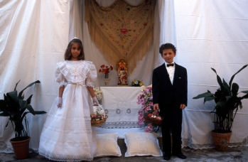 Virginia y Manuel.