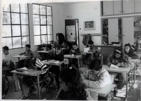 Escuela de Valverde